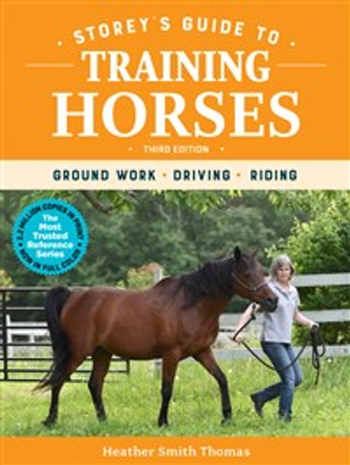 Storey's Guide to Training Horses - 3rd Edition