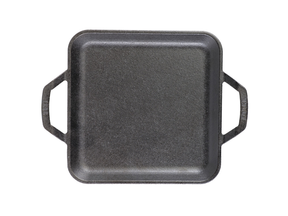 11 Inch Cast Iron 'Chef Style' Square Griddle