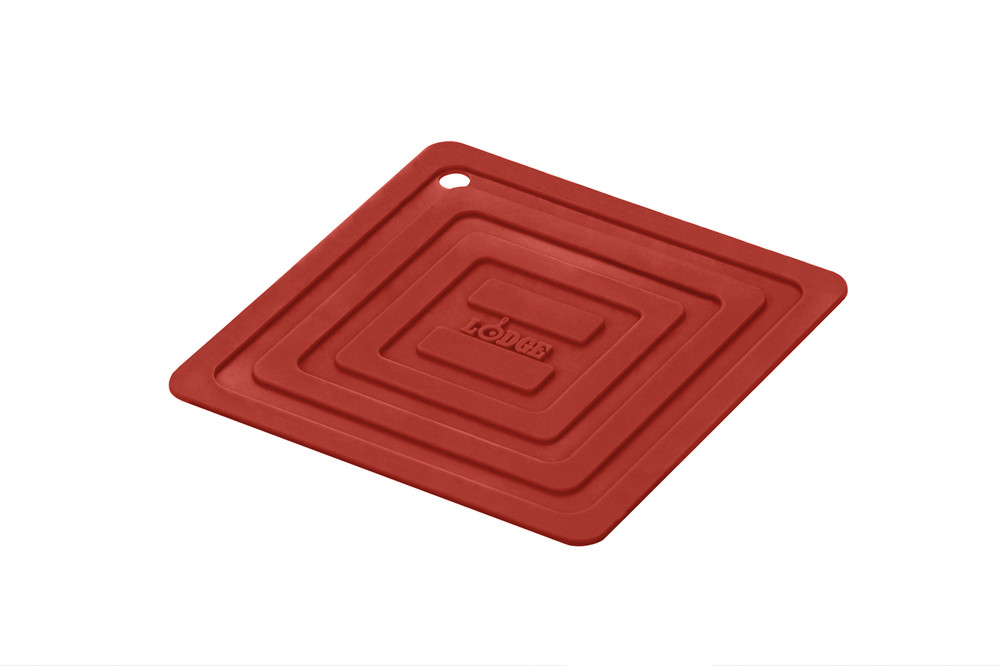 Red Silicone Pot Holder