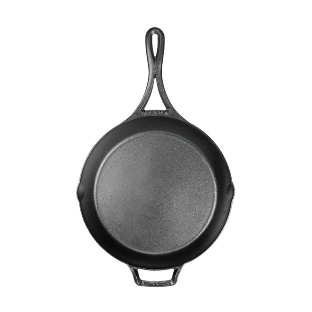 Triple Seasoned Cast Iron 10.25 Inch Skillet