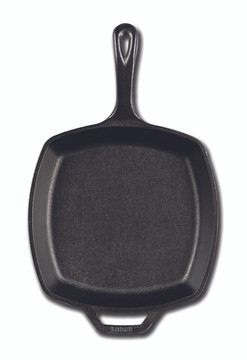 "Cast Iron Square 10.25"" Skillet"