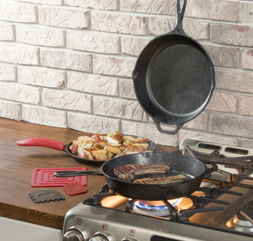 Lodge 6 Piece Pan Set