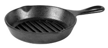 6.5 Inch Cast Iron Grill Pan