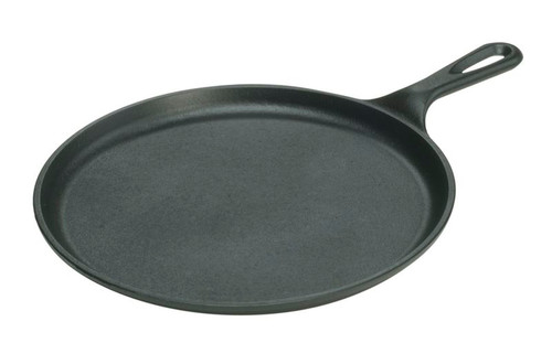 "Cast Iron 10.5"" Round Griddle"