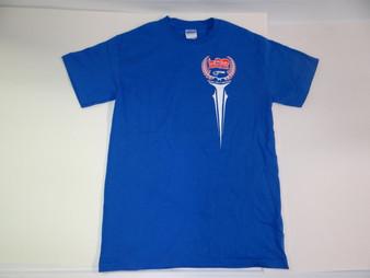 Blue L.A.D. T-Shirt Small