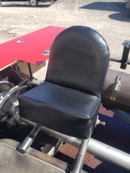 Enduro Lay-Down Head Rest