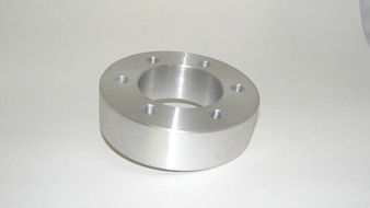 Upper Torque Plate For A Yamaha Cylinder