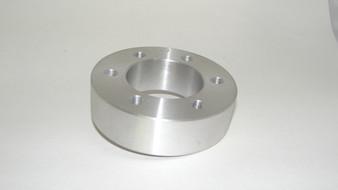 Upper Torque Plate For A Yamaha Cylinder