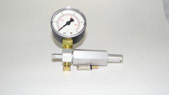 Carb Pressure Tester, 15PSI