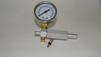 Carb Pressure Tester, 30PSI