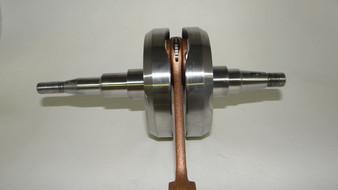 Install crank saver sleeves on any Yamaha crank
