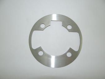 TKM R135, V135TT Base .010 (Aluminum)
