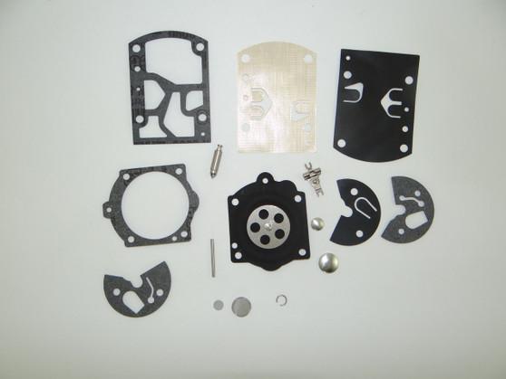 Walbro WB3A OEM Complete Rebuild Kit (Captive)