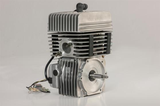 Yamaha KT100S 100cc Piston Valve Engine