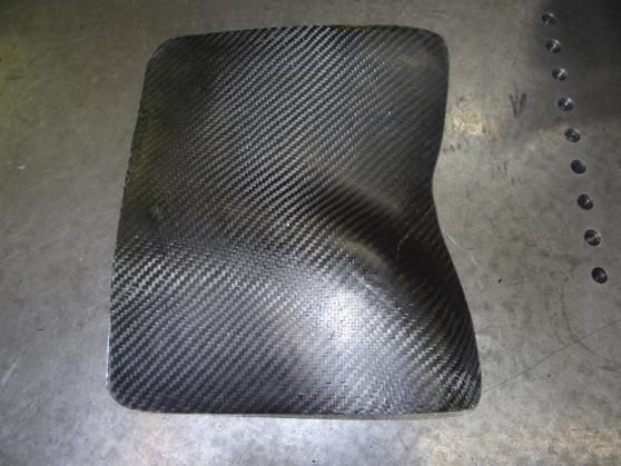 Carbon Fiber/Kevlar Arm Guard