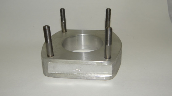 Lower Torque Plate For A Yamaha Cylinder