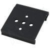 45mm Wide Aluminum DIN Rail Mounting Clip for 35mm Top Hat Rail