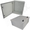 Altelix 20x16x8 Fiberglass FRP NEMA 3x / IP65 Weatherproof Equipment Enclosure