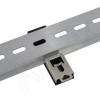 18mm Wide Spring-Loaded DIN Rail Mounting Clip for 35mm Top Hat Rail