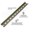35mm Top Hat DIN Rail Kit for NF141206, NF141208 & NP171406 Series Enclosures