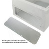 Blank Aluminum Access Panel for NS242012, NS242412, NS242416, NS282416 and NS322416 Enclosures
