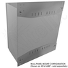 Stainless Steel Pole Mount / Flange Mount Kit for Altelix NFC161608, NFC201608, NFC241609, NS161608, NS201608, NS201612, NS241610 & NS241612 Series NEMA Enclosures