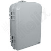 Altelix 15x10x5 Inch PC+ABS Polycarbonate / ABS Weatherproof NEMA Enclosure