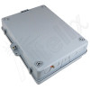 Altelix 17x14x6 Inch Polycarbonate + ABS Weatherproof NEMA Enclosure
