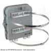 Pole Mount Kit for NP090803, NP100904, NP120905 & NP120907 NEMA Enclosures