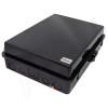 Altelix 17x14x6 Stealth Black DIN Rail Polycarbonate + ABS Weatherproof NEMA Enclosure