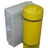 Altelix 17x14x6 Inch Polycarbonate + ABS Pole Mount Vented Weatherproof NEMA Enclosure