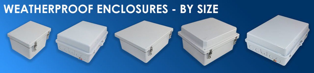 NEMA Enclosures by Size