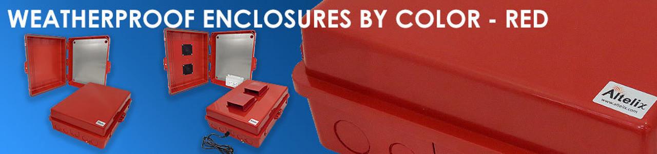 Red Enclosures