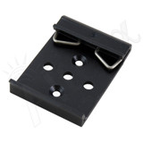 35mm Wide Aluminum DIN Rail Mounting Clip for 35mm Top Hat Rail