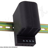 Altelix Safe Touch 50W DIN Rail Mount Heater - 110 to 250 VAC/VDC