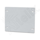 Altelix Non-Metallic RF Transparent Equipment Mounting Plate for NFC121006 NEMA Enclosures