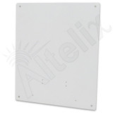 Blank Non-Metallic Equipment Mounting Plate for NF141206 & NF141208 Series Enclosures