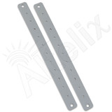 DIN Rail Mounting Brackets for NS161208, NS161608, NX161206 & NX161208 Series Enclosures