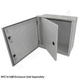 Inner Door / Dead Panel for NFC161608 Enclosures