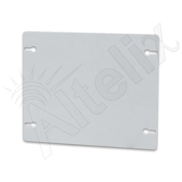 Altelix Non-Metallic RF Transparent Equipment Mounting Plate for NFC121006 NEMA Enclosures