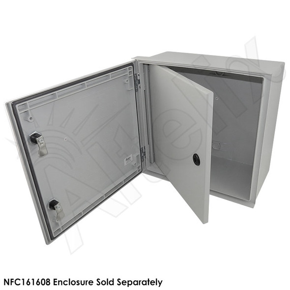 Inner Door / Dead Panel for NFC161608 Enclosures