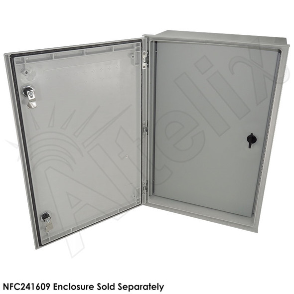 Inner Door / Dead Panel for NFC241609 Enclosures