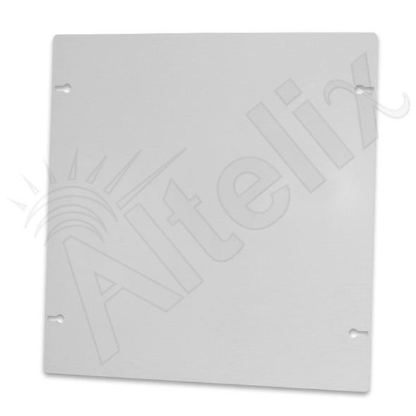 Altelix 15x16 Non-Metallic RF Transparent Polyester Equipment Mounting Plate for NFC161608, NFC201608 & NFC241609 Series NEMA Enclosures