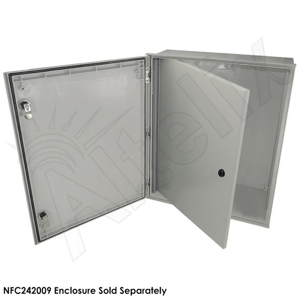 Inner Door / Dead Panel for NFC242409 Enclosures