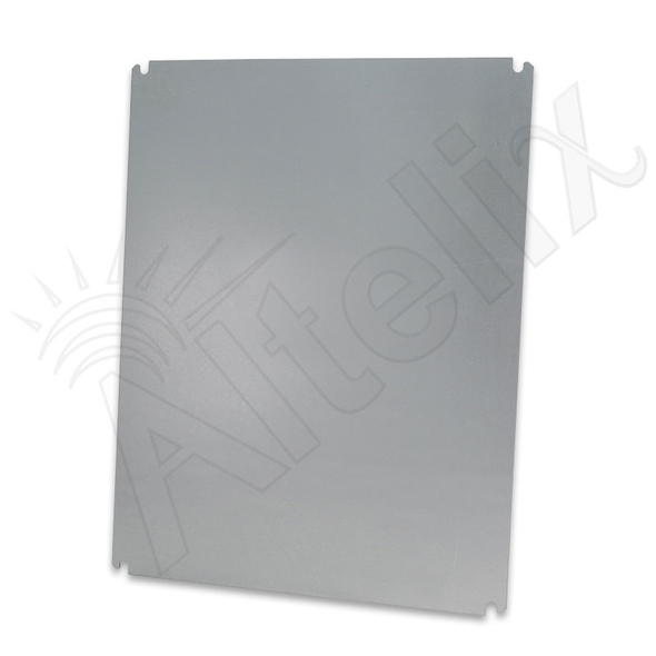 Equipment Mounting Plate for NFC201608 Enclosures