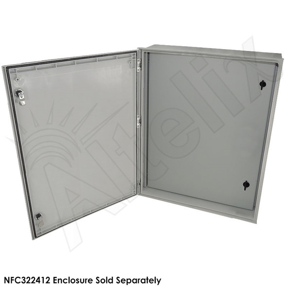 Inner Door / Dead Panel for NFC322412 Enclosures