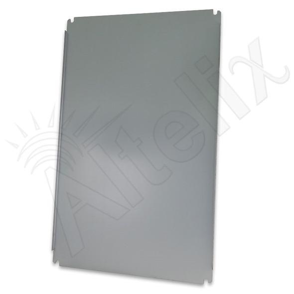 Altelix Galvanized Steel Equipment Mounting Plate for NFC241609 NEMA Enclosures