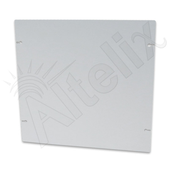 Blank Non-Metallic Polyester Equipment Mounting Plate for NFC242009 Series Enclosures