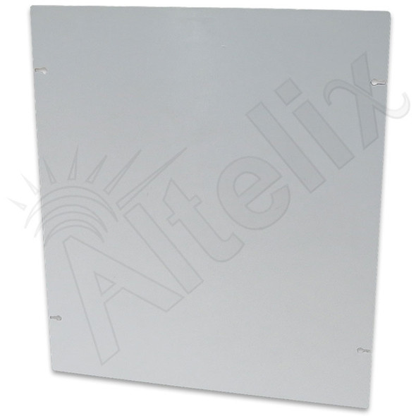 Altelix RF Transparent Non-Metallic Polyester Equipment Mounting Plate for NFC322412 Series NEMA Enclosures