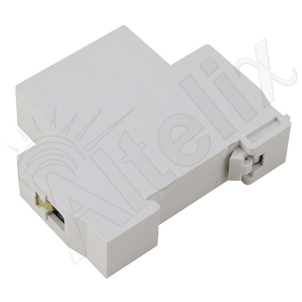 DIN Rail Mount 2 Prong USA Power Receptacle